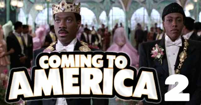 YES!! Eddie Murphy Returning for Coming To America 2, Penned by 'Black-ish' Creator