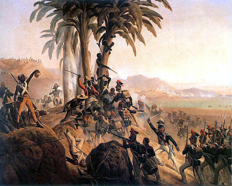 The Haitian Revolution Victory Sparked the Fall of Slavery and Must Be Acknowledged, Shared, and Celebrated!