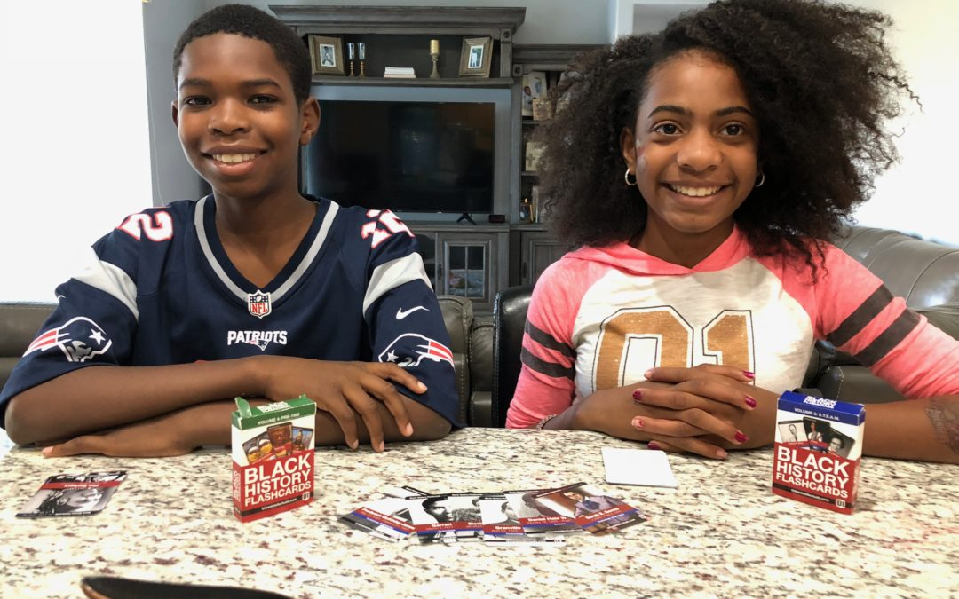 Future thoughts: Bailee, 11-year-old Entrepreneur and her brother Earl (VIDEO)