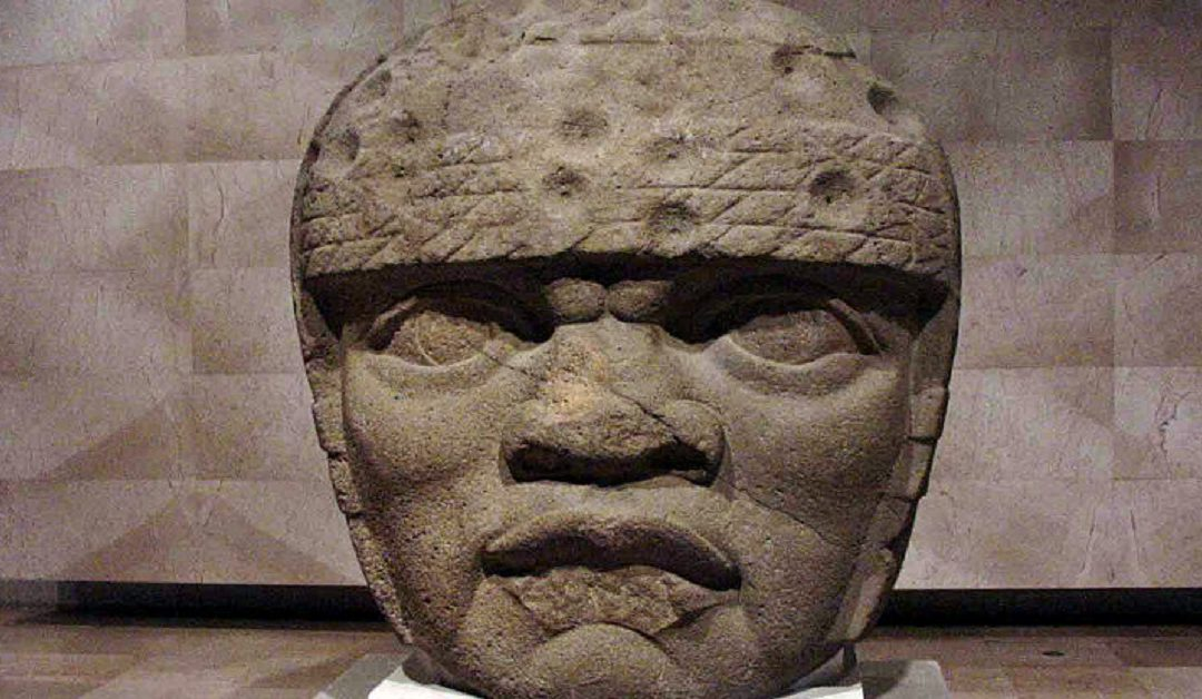 The Olmecs: Proof Black People Were In The Americas LONG Before Columbus and Slavery