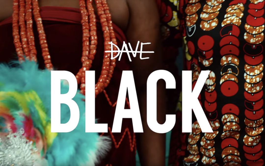 Black Is…. This new song reaffirms Blackness in a beautiful but brutal way