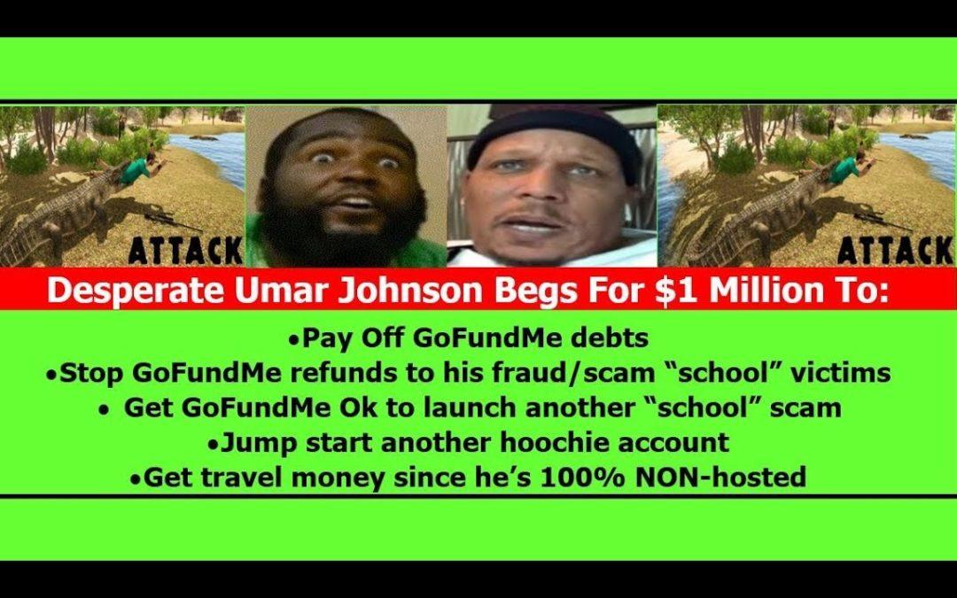 Anti-Afro Svengalis: Sistahs Crocodiling Umar Johnson
