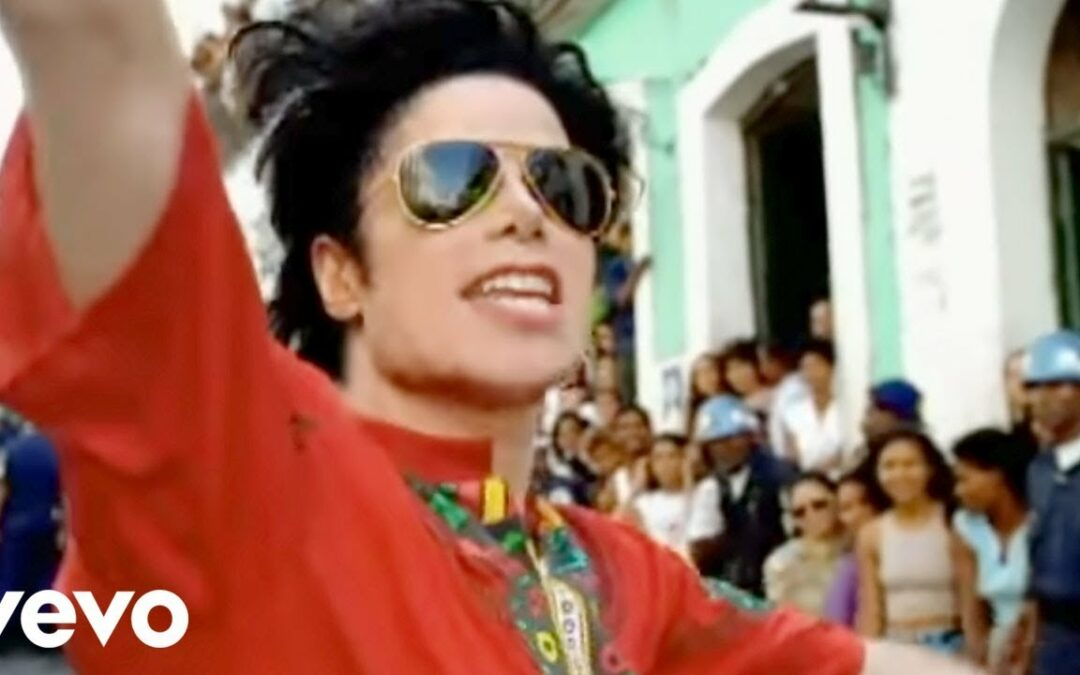 They (You Know Who 'they' Is) Need to Keep Michael Jackson's Name Out of Their Mouths