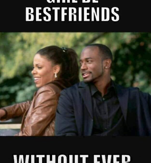 Can A Man & Woman Be Good Friends without S*x?