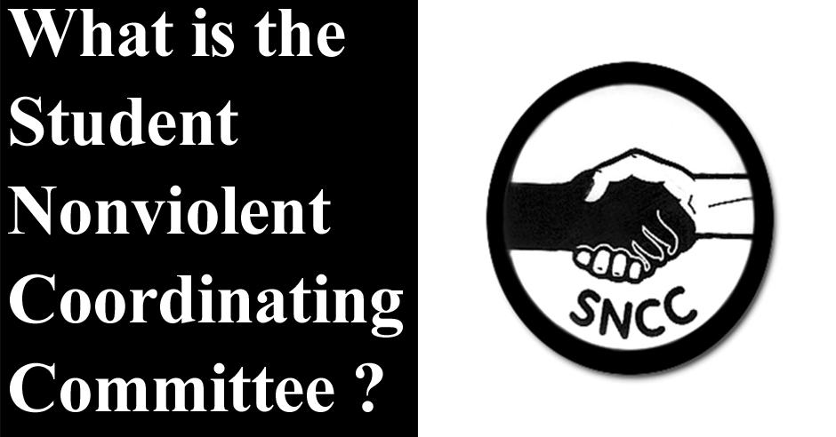 What is the Student Nonviolent Coordinating Committee (SNCC)?