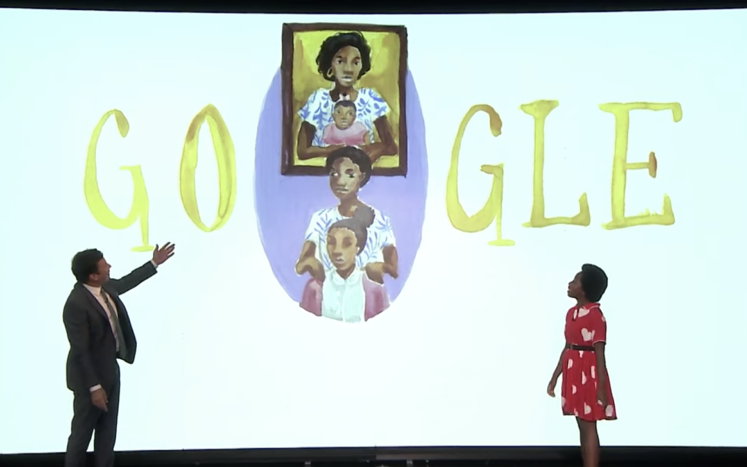 Georgia Teen's 'Once You Get It, Give It Back' Mom Tribute wins $80k in Doodle For Google Competition