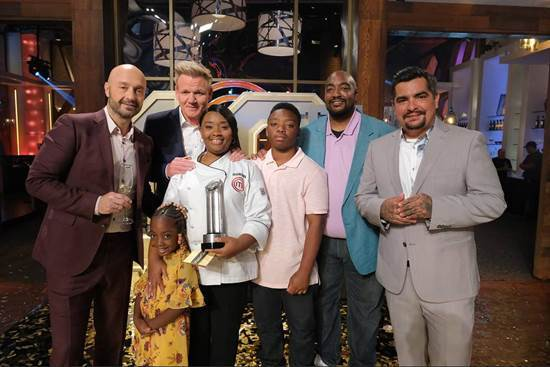 First Black Woman Wins 'MasterChef' But We Didn't Need This Validation To Know How Amazing Black People Can Cook!