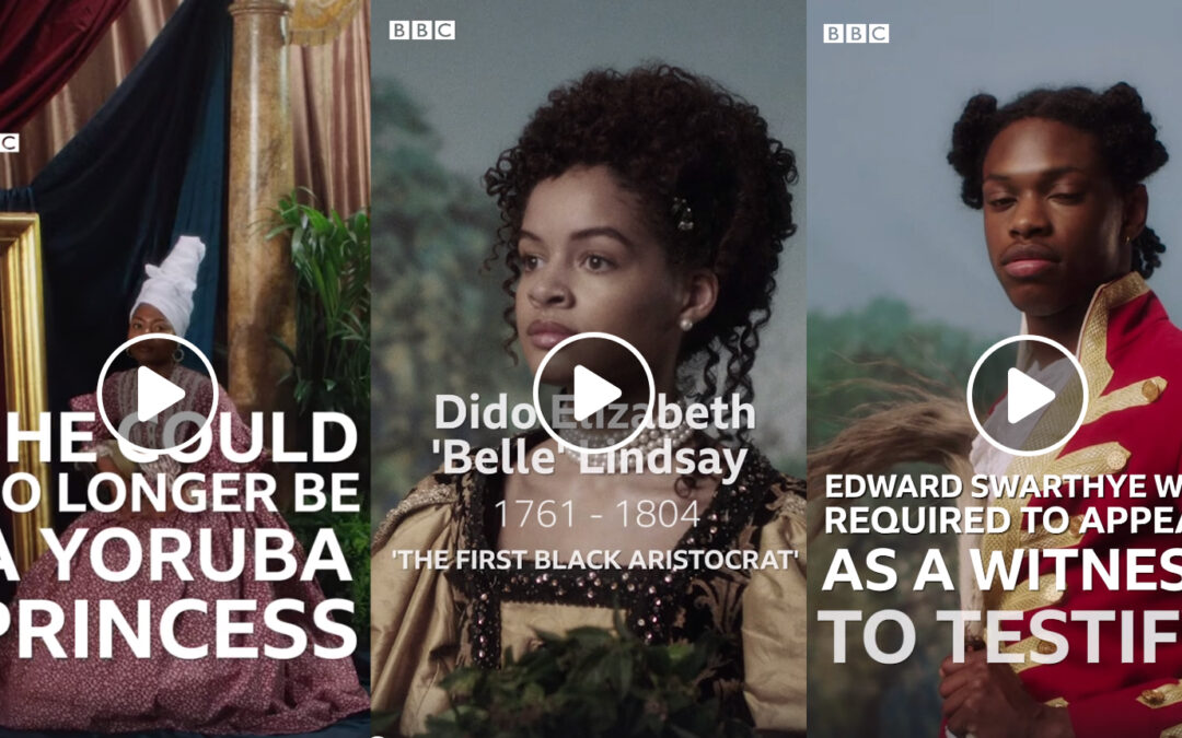 Black History is British History! Here are some British Hidden History Figures