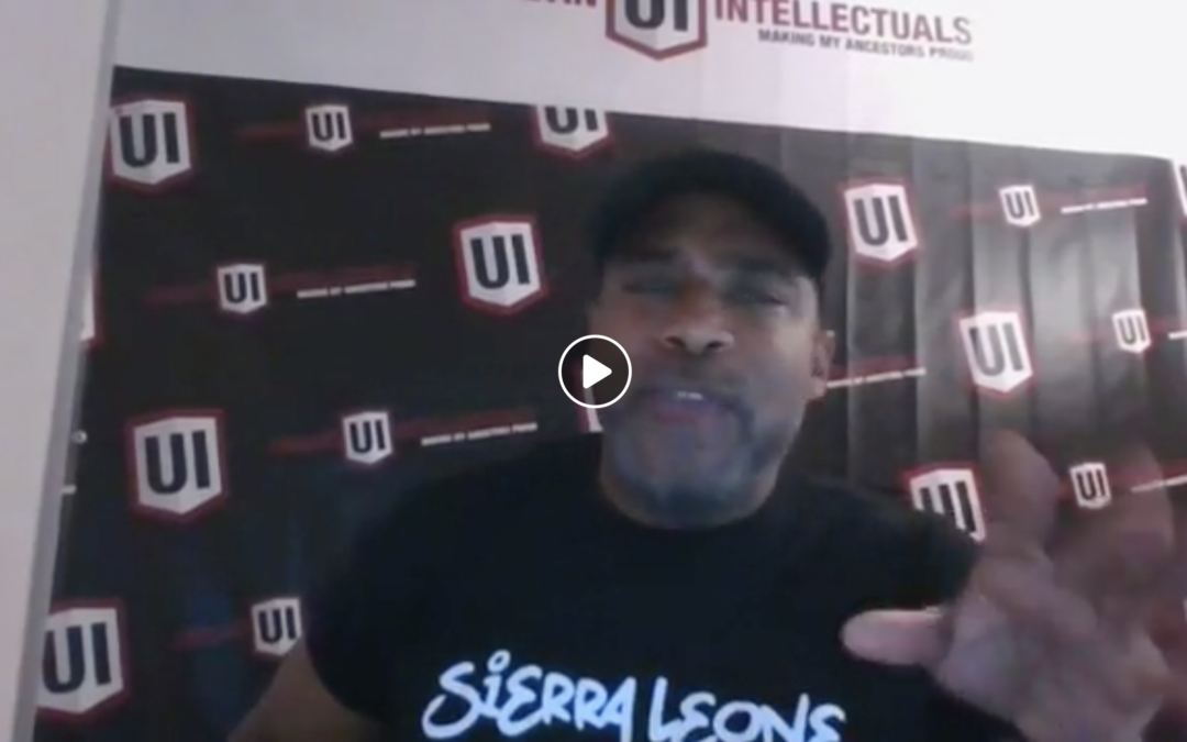 {WATCH} Quick Lessons from London with Freddie Taylor (CEO Urban Intellectuals).