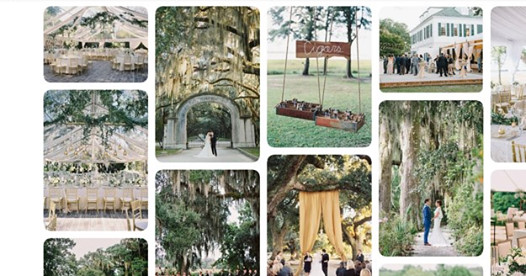 Pinterest To Stop Promoting 'Plantation Weddings'