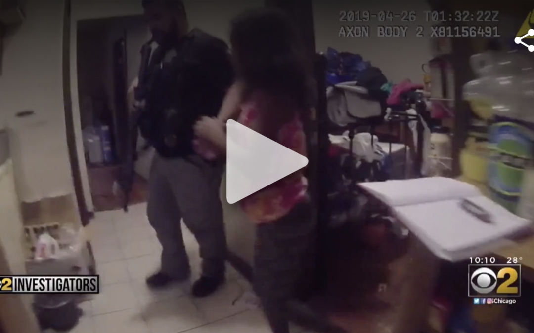 BODY CAM: 'Please Do Not Shoot Me' Chicago Police Officers Interrogate, Point Guns At Innocent Children During Wrong Raid
