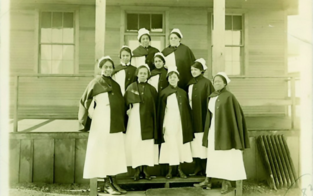 These 18 Black Nurses fought the 1918 Spanish Flu Pandemic and paved the way for Black women in nursing and better health in Black communities.