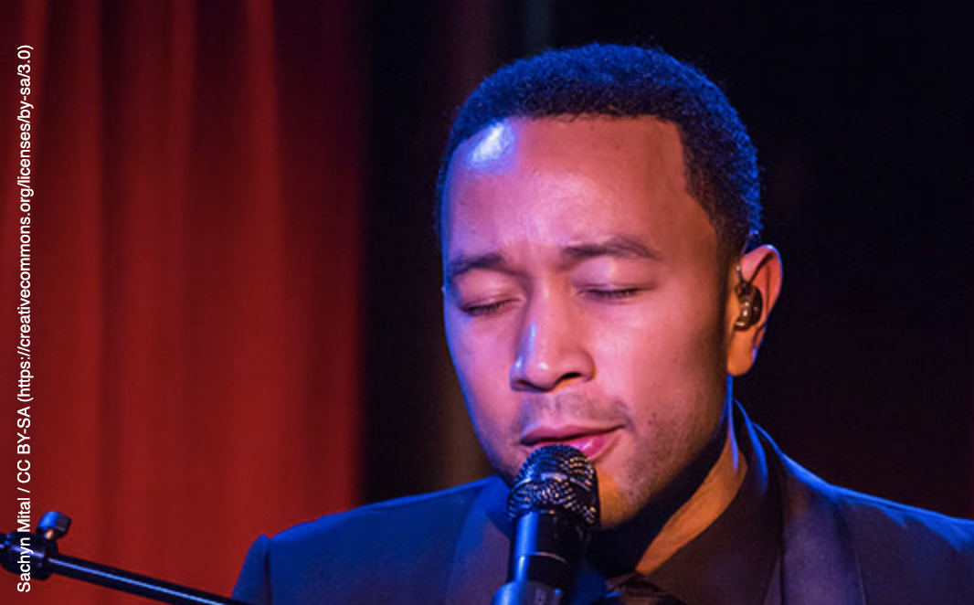 Did you know? John Legend has a non-profit that helps people find employment after being incarcerated