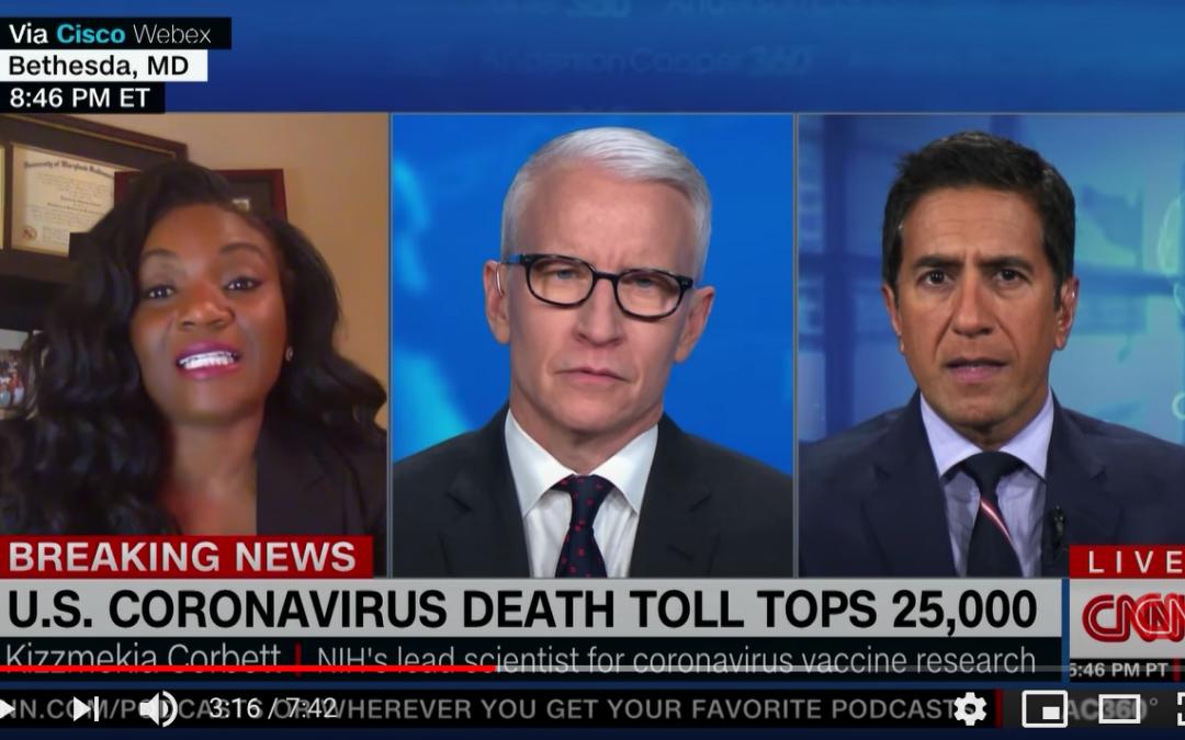 Lead coronavirus vaccine scientist is a Black woman and she told CNN when we could expect a vaccine